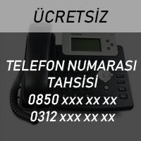 Sanal ofis Ücretsiz telefon numarası tahsisi