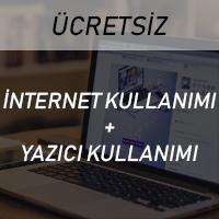Sanal ofis ücretsiz yazıcı ve internet kullanımı